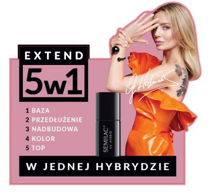 SEMILAC EXTEND 5in1